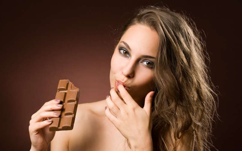 bigstock-Sensual-Chocolate-Girl--34506407