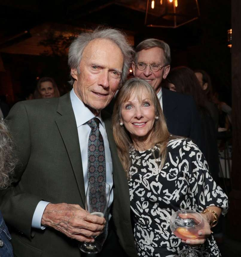 clint eastwood, Laurie Murray