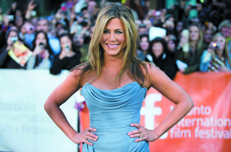 znani jennifer aniston - reuters