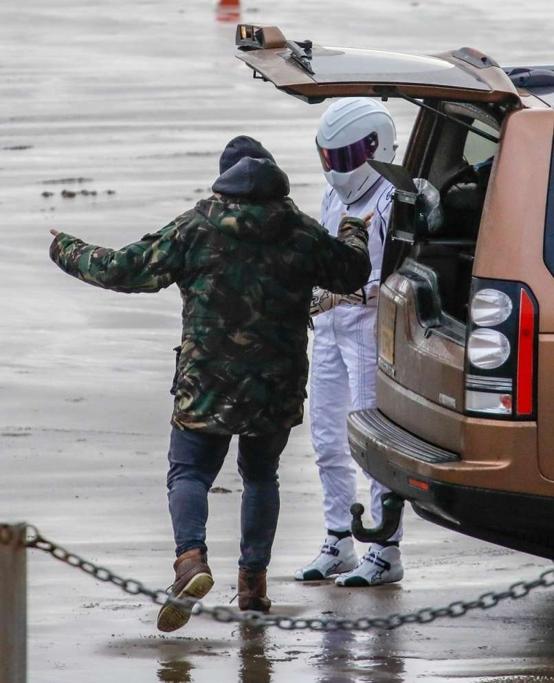 top gear, the stig