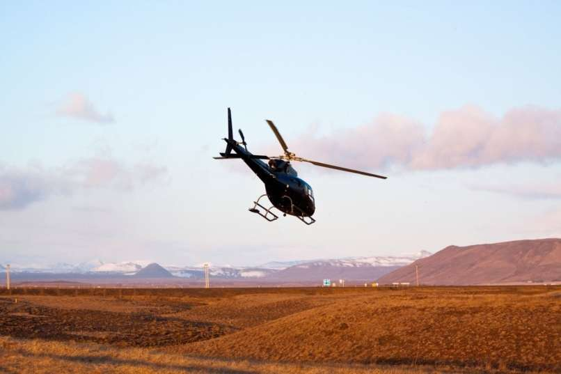 Helikopter modela AS 350