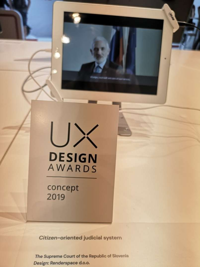 UX Design Awards