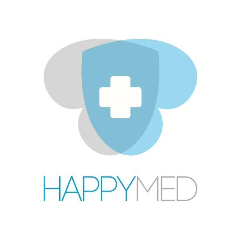 logo happy med