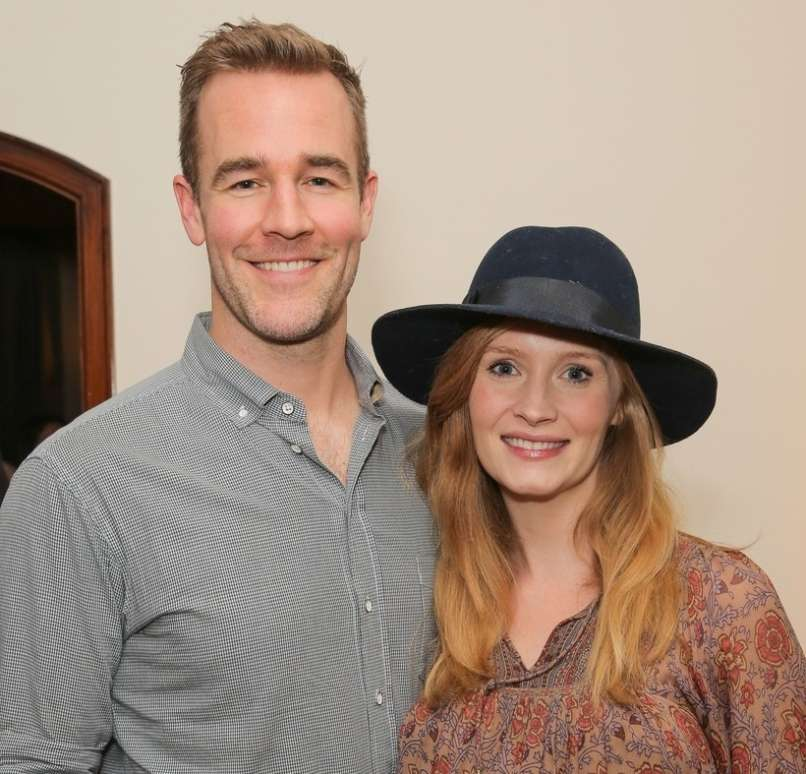 James Van Der Beek, Kimberly Brook