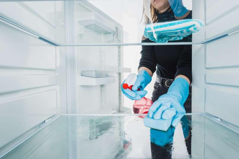 voda v hladilniku