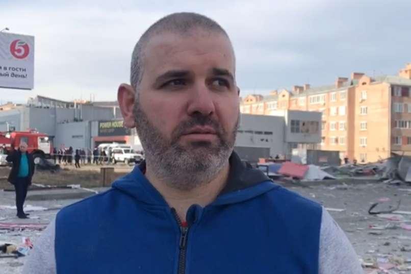 Zurab Zaseyev, Vladikavkaz, explosion, trade