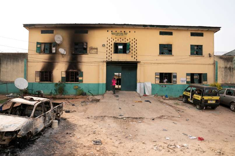 prisión, nigeria, escapar, owerri
