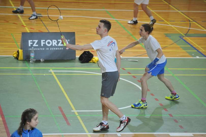 Badminton: Srebrna žogica Lendave 2019